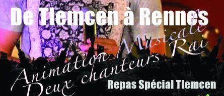 De Tlemcen à Rennes