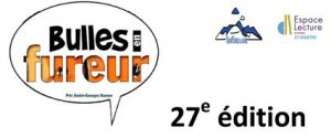 Festival Bulles en Fureur @ La Maison Bleue / Espace-lecture St-Martin | Rennes | Bretagne | France