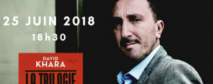 Rencontre d'auteur / David Khara @ La Maison Bleue - Maison de Quartier Rennes Nord | Rennes | Bretagne | France