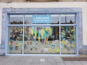 Club de lecture : coups de coeur des libraires de La Nuit des Temps @ La Maison Bleue | Rennes | Bretagne | France