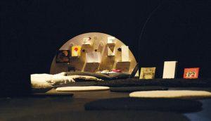 [Figure] - La Chuchoterie @ La Maison Bleue / Espace-lecture | Rennes | Bretagne | France
