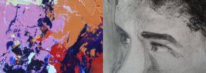 [Vernissage] - Exposition des ateliers Dessin et Peinture à l'huile/Acrylique @ La Maison Bleue | Rennes | Bretagne | France