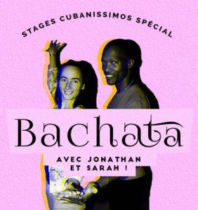 [Stage] - Danse latine : Bachata avec Jonathan et Sarah @ La Maison Bleue | Rennes | Bretagne | France