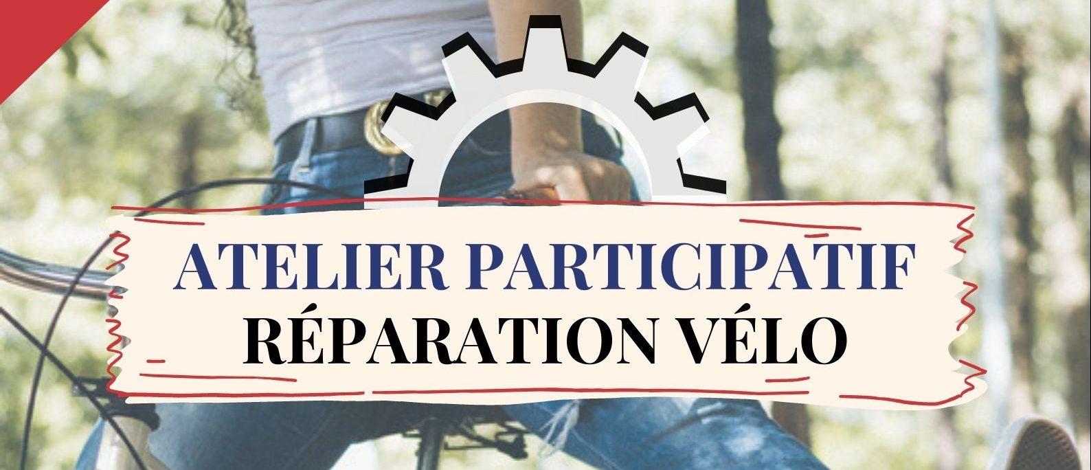 [Atelier participatif] - Réparation vélo : un jeudi par mois entre 14h et 17h