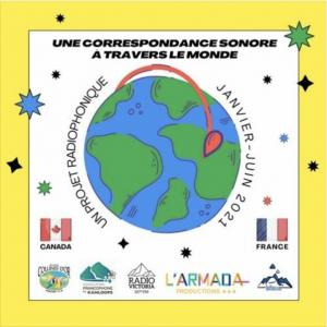 [Cultur'été 2021] - Correspondances Sonores @ Maison de Quartier - La Maison Bleue   Rennes   Bretagne   France