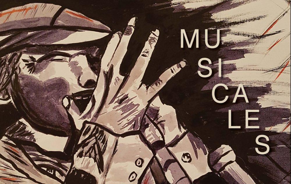 """[Expo] - """"Musicales"""" de Guillaume Barré"""